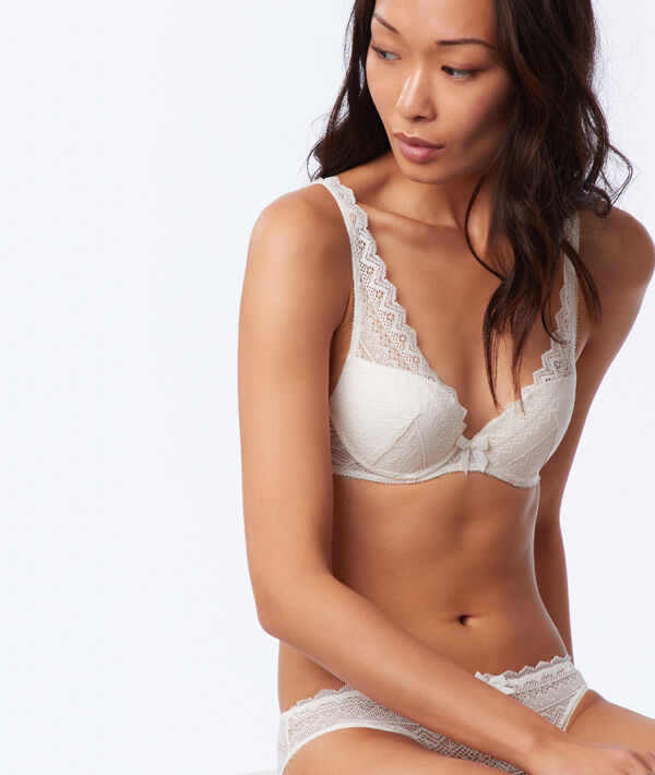 Soutien-gorge N°3 - Triangle Push-Up, Bonnets A B et C