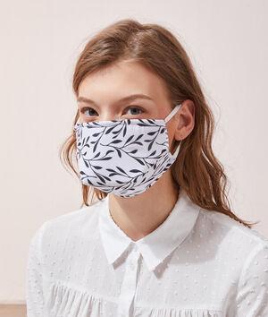 Schutzmaske UNS1 mit Print;${refinementColor}