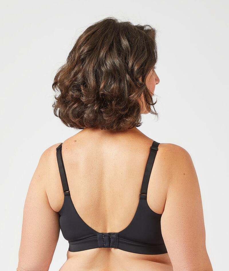 Triangle post-mastectomie sans armatures en microfibre;${refinementColor}