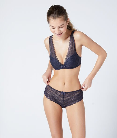 Soutien-gorge N°3 - Triangle Push-Up, Bonnets A/B/C