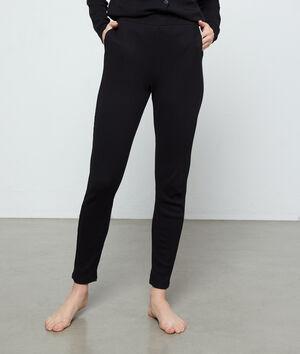 Pantalon de pyjama en coton;${refinementColor}