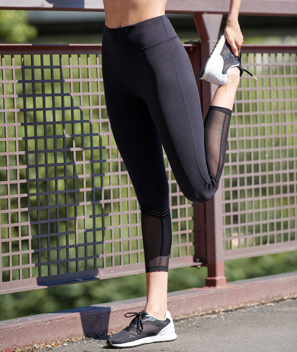 Legging de training court