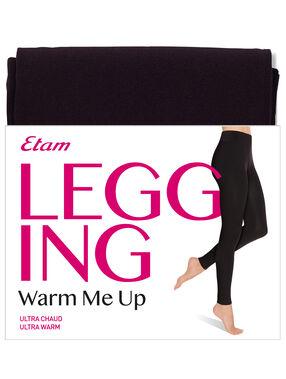 Leggings noir.