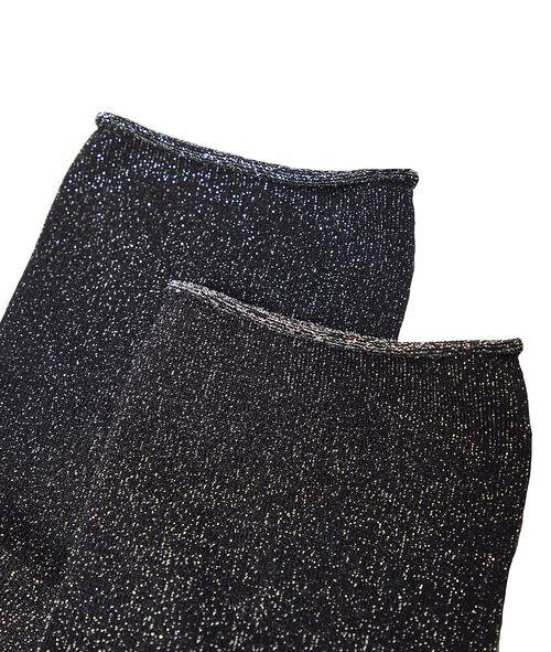 Chaussettes en fibres métallisées