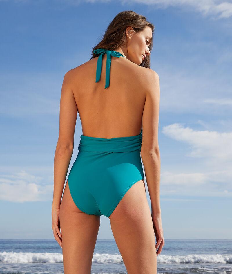 Foulard-Badeanzug ohne Bügel;${refinementColor}