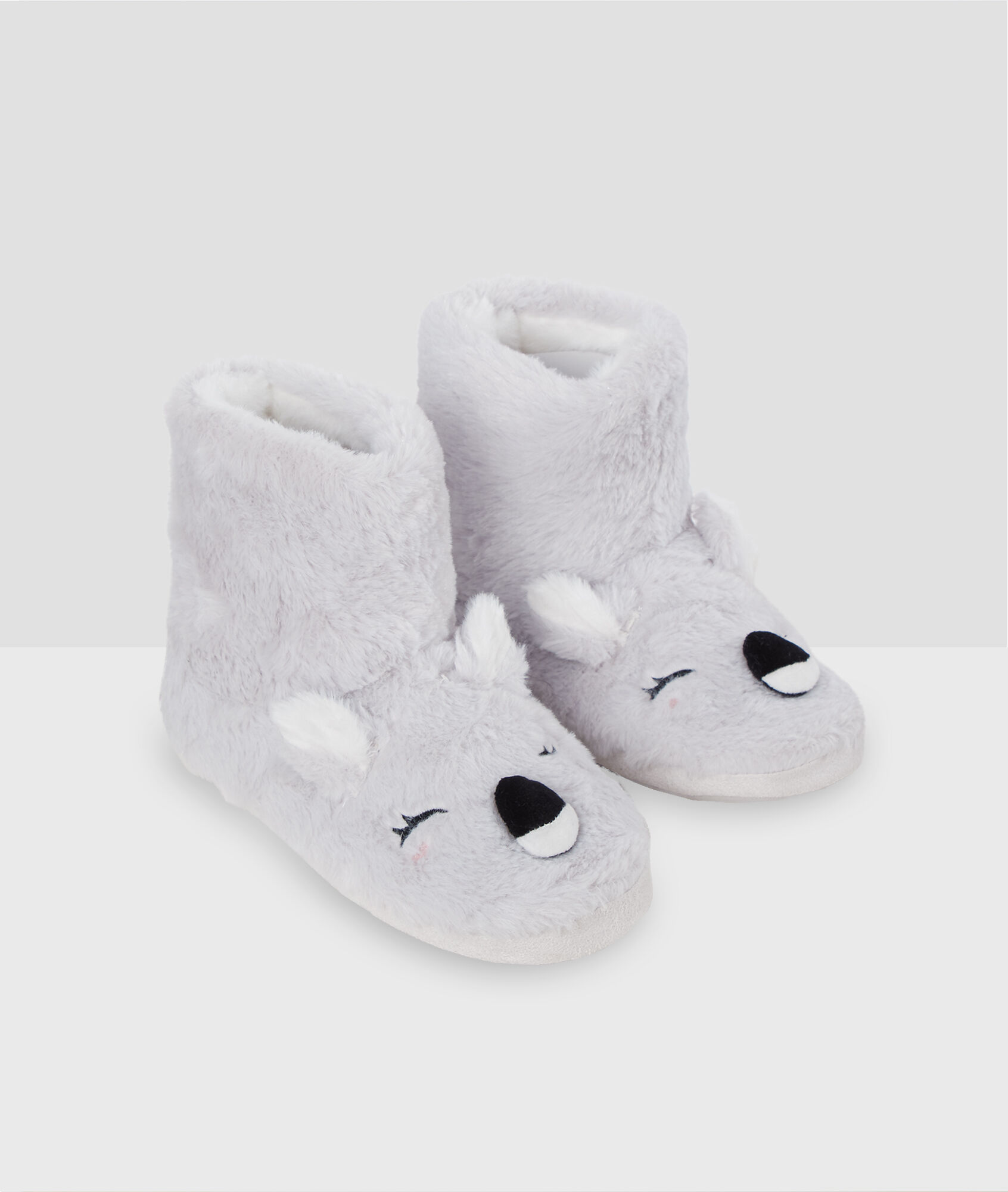 Chaussons bottines koala