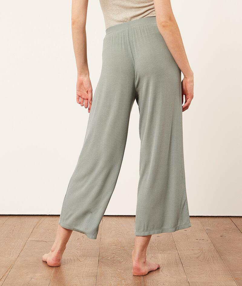 Pantalon de pyjama 7/8è;${refinementColor}