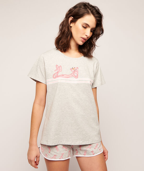 Pink Panther T-shirt;${refinementColor}