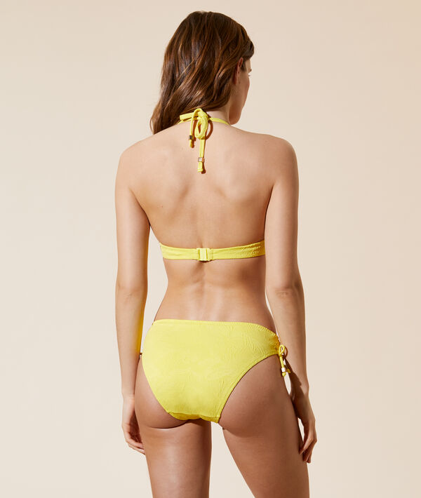 Bikinioberteil in Dreiecksform, leichte Schalen;${refinementColor}