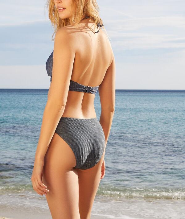 Einfaches Bikiniunterteil;${refinementColor}