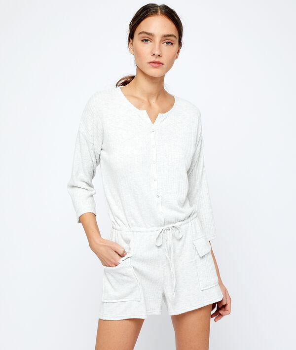 Gerippte Kombi-Shorts;${refinementColor}