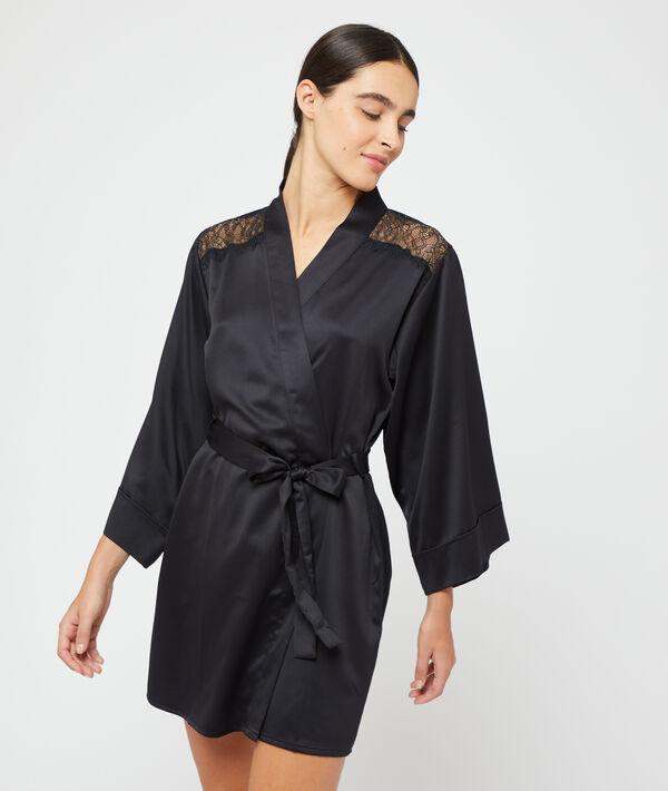 Kimono satiné;${refinementColor}