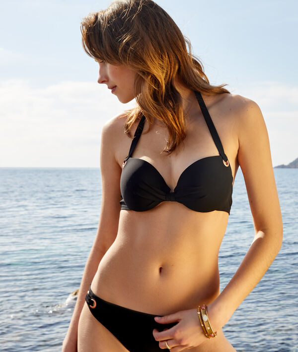 Soutien-gorge push-up maillot de bain;${refinementColor}