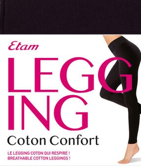 Leggings schwarz.