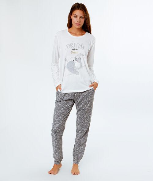 "Pyjama 3 pièces ""Dreams under the stars"""