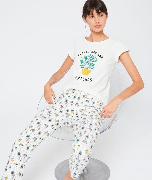 c3265f6d511db3 Bas de Pyjama Femme: Grand Choix à Commander en Ligne - Etam