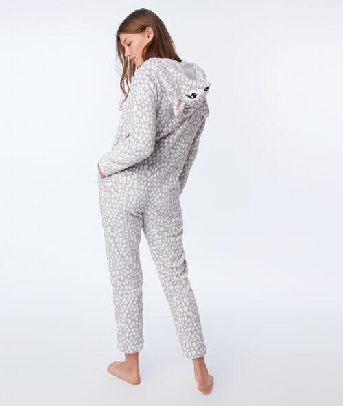 Combinaison pyjama Daim