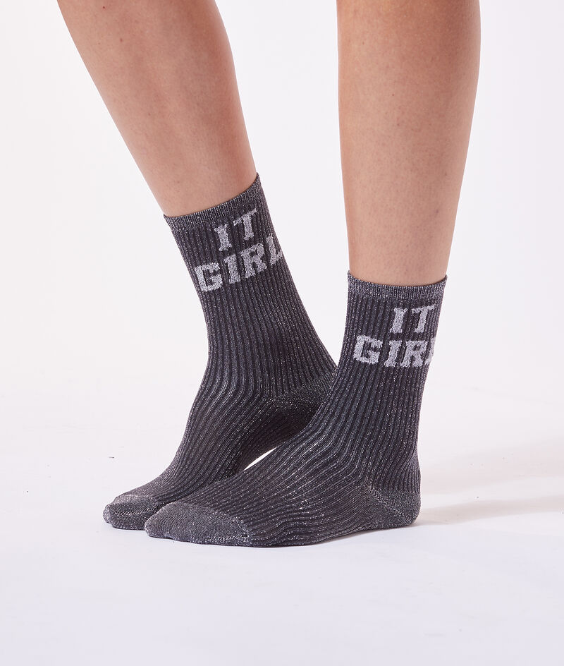 """Chaussettes """"It girl"""""""