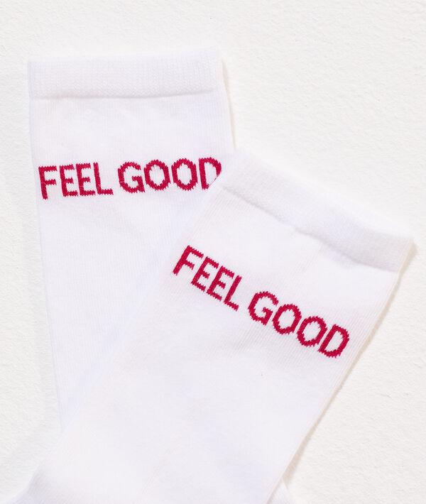 "Socken ""Feel good"""