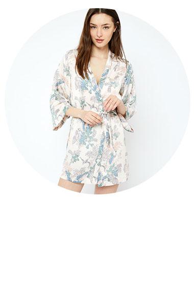 Déshabillés & Kimonos