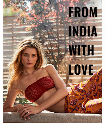 From India width Love