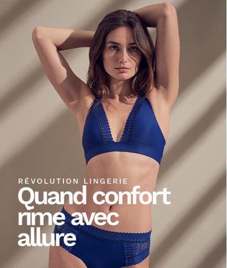 Découvrez notre nouvelle ligne NEO - le nouveau confort sexy