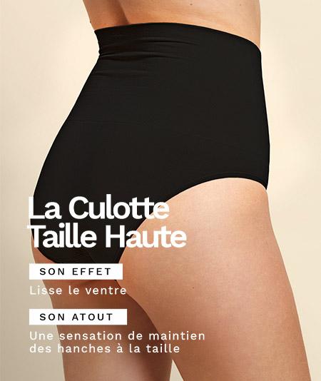 Découvrez toutes nos culottes taille haute sur Etam.com